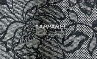 Материал: Аркадия (Arkadia), Цвет: Arkadia-Flowers-grey