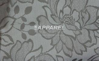 Материал: Аркадия (Arkadia), Цвет: Arkadia-Flowers-light-brown