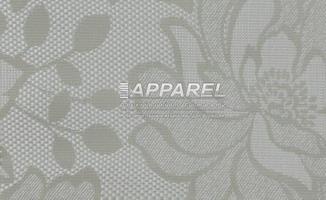 Материал: Аркадия (Arkadia), Цвет: Arkadia-Flowers-white