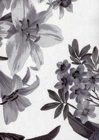 Материал: Kamelia, Camomile, Lilium, Tulip (), Цвет: Lilium_Grey