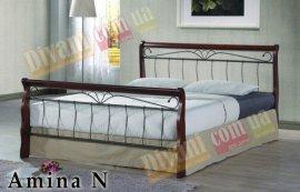 Двуспальная кровать  Amina N (Амина Н) 200x160см