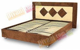 Двуспальная кровать с подъемным механизмом Подиум 10 160x200см
