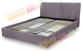 Двуспальная кровать с подъемным механизмом Подиум 14 -180 см