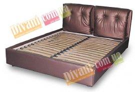 Двуспальная кровать с подъемным механизмом Подиум 16 -180 см