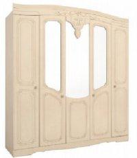 Шкаф 5 дверей Николь