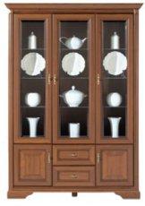 Шкаф-витрина NWIT 3d2s Стилиус