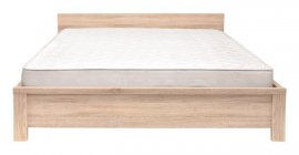 Двуспальная кровать LOZ 160 (каркас) КАСПИАН