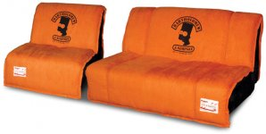 Кресло-кровать Fusion-A (Фужн-А) спальное место 90см