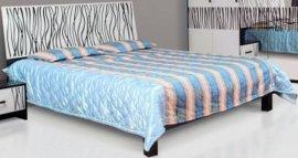 Двуспальная кровать 2-сп (без матраса. ламель) Бася Нейла