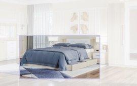 Двуспальная кровать Лилея новая 2-сп 160x200