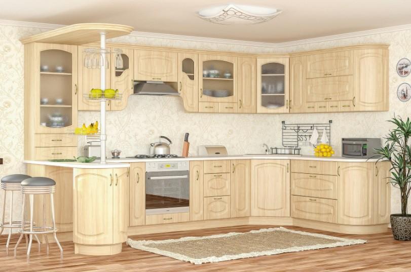 Кухонная мебель витрина шкафы для кухни пенал купить