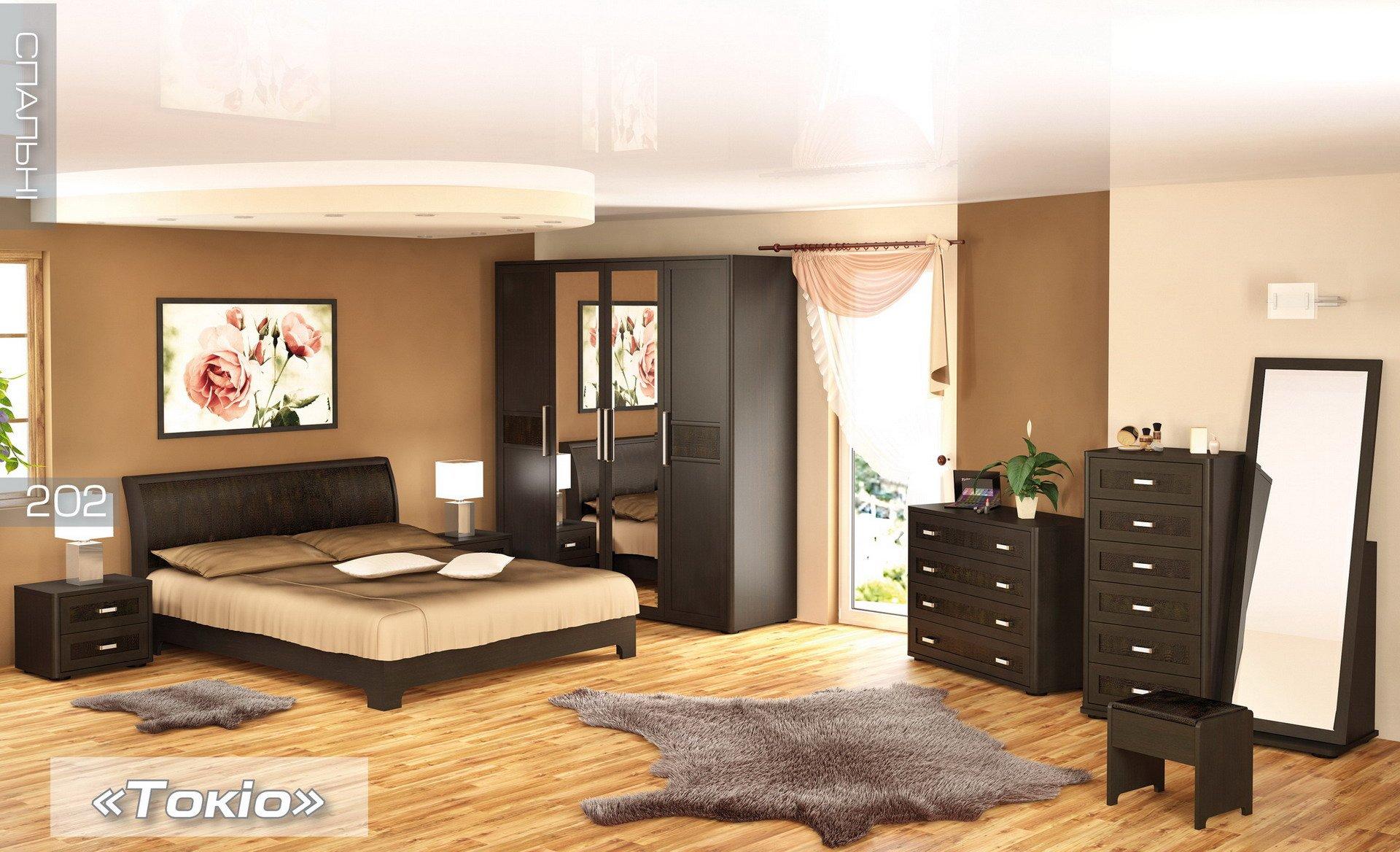 спальня токио от мебель сервис 318 грн продажа по украине