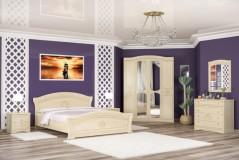Двуспальная кровать Милано