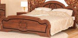 Двуспальная кровать Барокко