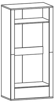 шкаф, модульная система гресс