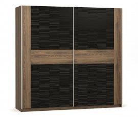 Шкаф 4Д для спальни Фиеста