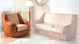 Кресло-кровать Бостон