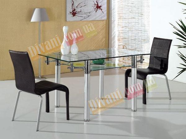 Стол стеклянный 831А