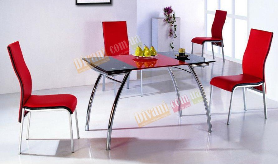Стол стеклянный BM-007