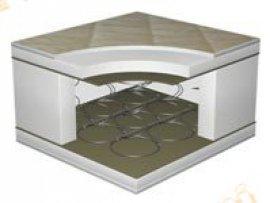 Полуторный матрас Мexiko Plus — 140x200 см