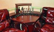 Кожаный угловой диван Шанхай VIP
