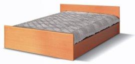 Двуспальная кровать 2-сп (без матраса) Вояж