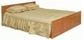 Двуспальная кровать (без матраса и каркаса) Ким