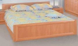 Двуспальная кровать (без матраса и каркаса) Соня