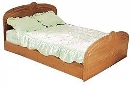 Двуспальная кровать (без матраса) Антонина