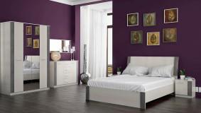 Двуспальная кровать 1600+ламели Венеция