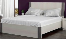 Полуторная кровать 1400+ламели Венеция