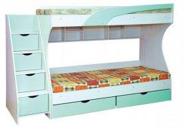 Двухъярусная кровать Кадет