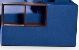 Модуль дивана Отто - два подлокотника