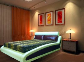 Двуспальная кровать Сириус 160x200