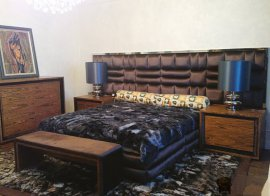 Двуспальная кровать Tiffany 180x200