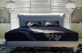 Двуспальная кровать Маргарита (Margarita) 200x200