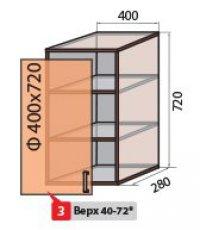 Модуль №3 в 400-720 верх кухни