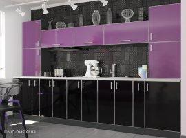Кухня «Mirror Gloss»