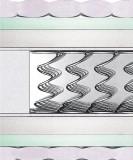 Односпальный матрас Marseilles 2в1 — 80x200 см
