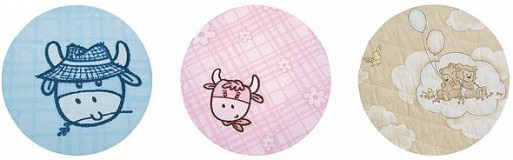 Детский матрас Bemby — ширина 60-70см
