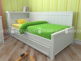 Детская кровать Синдерелла - 80х160см