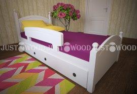Детская кровать Дядя Скрудж - 80х160см