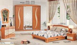 Спальня Волна (СП-507) Комфорт Мебель