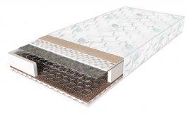 Односпальный матрас Sleep&Fly Classic 2in1 кокос — 80x200 см