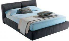Двуспальная кровать Лофт 180х200см