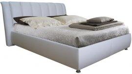 Двуспальная кровать София 160х200см (с коробом)