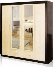 Шкаф 4х дверный Виктория