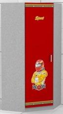 Угловой шкаф КМ-SH-04 Спорт