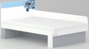 Кровать с быльцем L-30/31 Bambini