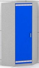 Угловой шкаф КМ-SH-04 Полиция